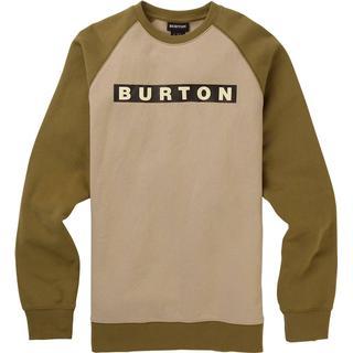 Burton Vault Crew Sweatshirt - Plaza Taupe