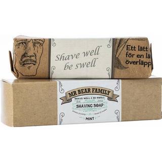 Mr Bear Shaving Soap Mint 80g