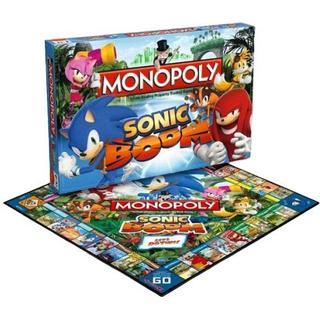 Hasbro Monopoly: Sonic Boom