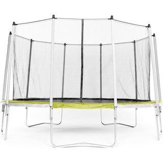Domyos Trampoline + Protective Netting 420cm