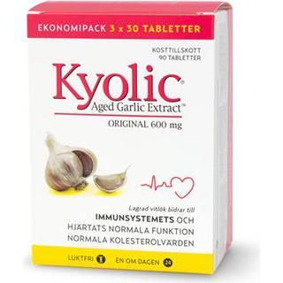 Kyolic Original Garlic extract 600 mg 90 st