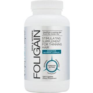 Foligain Hair Supplement 120 Kapslar 120 st