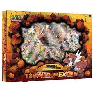 Pokémon Tyrantrum EX Box