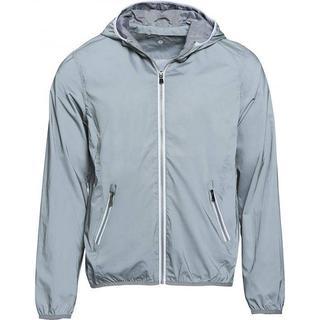 Clique Hardy Reflective Jacket - White