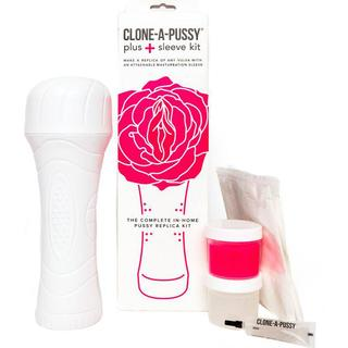 Clone-A-Willy Plus+ Silicone Casting Kit