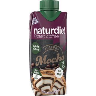 Naturdiet Protein Coffee Mocha 330ml