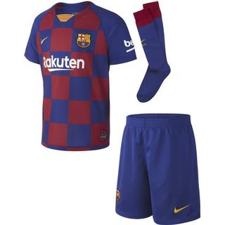 Nike FC Barcelona Home Jersey Kit 19/20 Youth