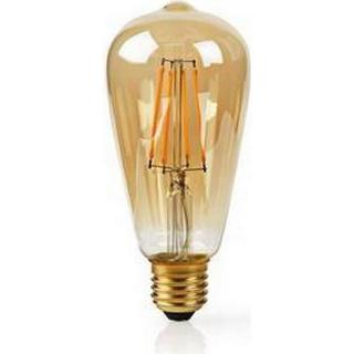 Nedis WIFILF10GDST64 LED Lamps 5W E27