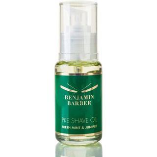 Benjamin Barber Mint & Juniper Pre-Shave Oil 50ml