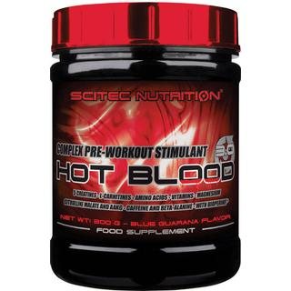 Scitec Nutrition Hot Blood 3.0 Tropical Punch 300g
