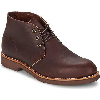 Red Wing Foreman - Briar Oil Slick Leather