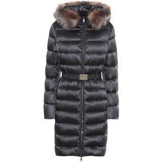 Moncler Tinuv Down Coat - Black