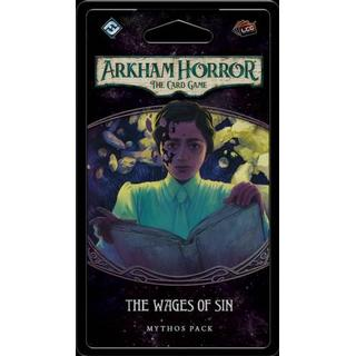 Fantasy Flight Games Arkham Horror: The Wages of Sin Mythos Pack