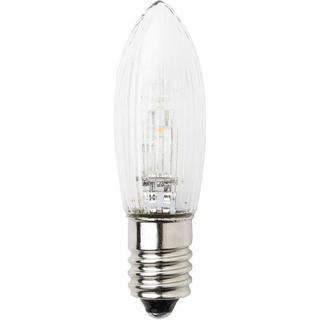 Konstsmide 5072-730 LED Lamps 0.2W E10 3-pack