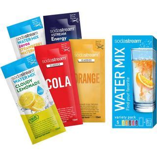 SodaStream Variety 5 Pack