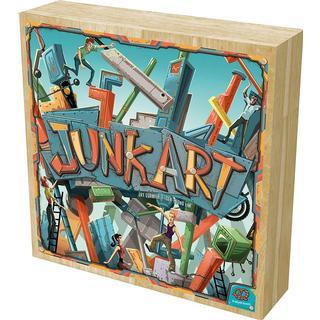 Pretzel Games Junk Art