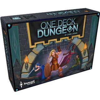 Asmadi One Deck Dungeon