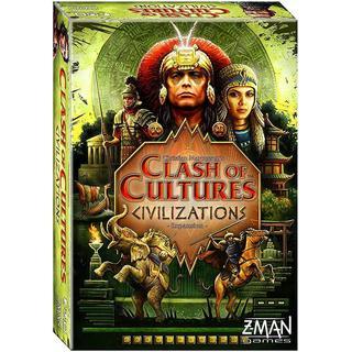 Z-Man Games Clash of Cultures Civilizations