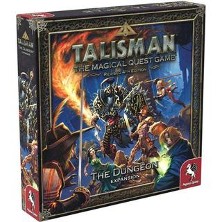Fantasy Flight Games Talisman: The Dungeon Expansion