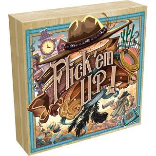 Pretzel Games Flick 'em Up!