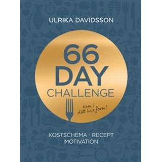 66 Day Challenge: Kostschema, recept, motivation