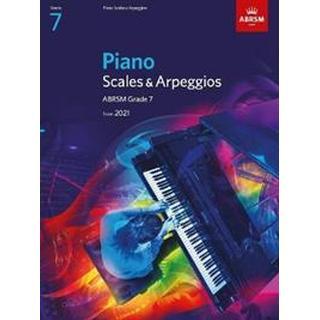 Piano Scales & Arpeggios, ABRSM Grade 7