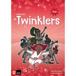 English Twinklers red Sue