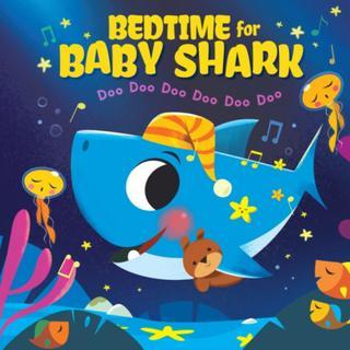 Bedtime for Baby Shark: Doo Doo Doo Doo Doo Doo (BB) (Bog, Board book)