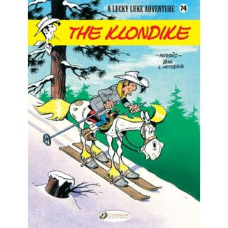 Lucky Luke Vol 74: The Klondike (Bog, Paperback / softback)