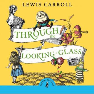 Through the Looking Glass and What Alice Found There (Lydbog, CD-Audio)