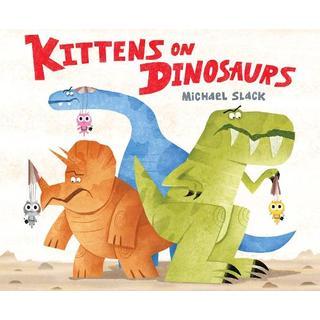 Kittens on Dinosaurs (Bog, Paperback / softback)