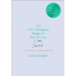 The Life-changing Magic of Not Giving a F**k Journal (Bog, Paperback / softback)