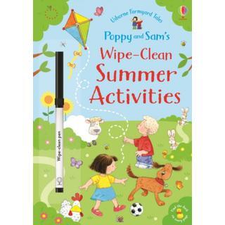 Poppy and Sam's Wipe-Clean Summer Activities (Bog, Paperback / softback)