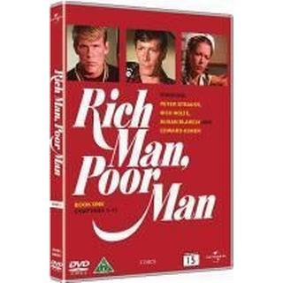 Rich Man Poor Man Säsong 1 (DVD)