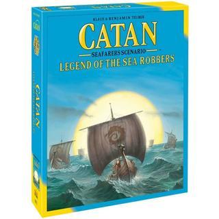 999 Games Catan: Seafarers Scenario Legend of the Sea Robbers