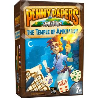 Pegasus Spiele Penny Papers Adventures: The Temple of Apikhabou