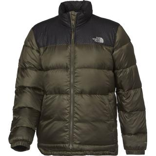 The North Face Nevero Down Jacket - New Taupe Green/TNF Black