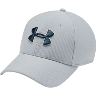 Under Armour Blitzing 3.0 Cap - Mod Gray/White