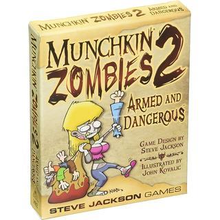 Steve Jackson Games Munchkin Zombies 2: Armed & Dangerous