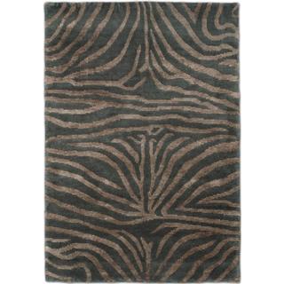 Classic Collection Zebra (170x230cm) Grå