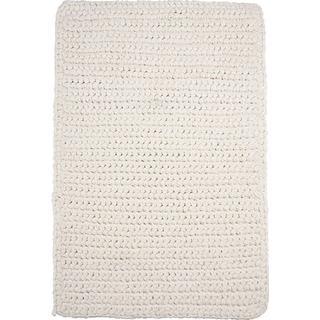 House Doctor Crochet (60x90cm) Vit