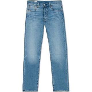 Levi's 501 Original Fit Stretch Jeans - Ironwood Medium Wash