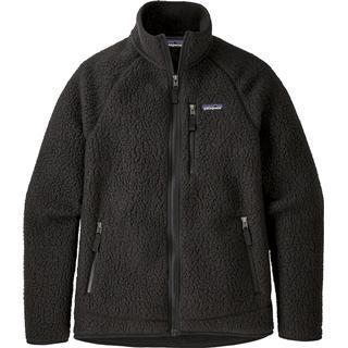 Patagonia Retro Pile Fleece Jacket - Black