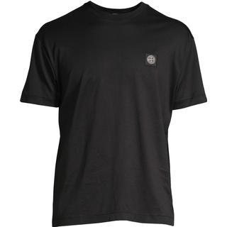 Stone Island Short Sleeved T-shirt - Black