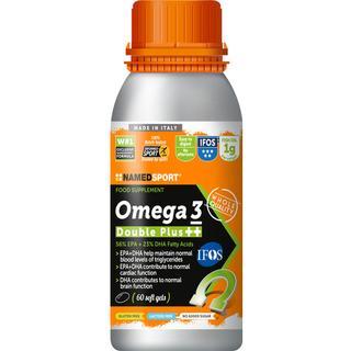 Namedsport Omega 3 Double Plus Soft Gel 60 st