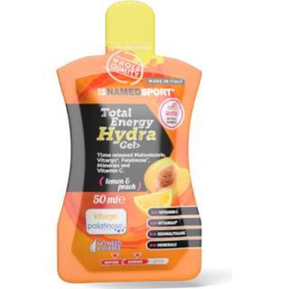 Namedsport Total Energy Hydra Gel Lemon & Peach 50ml 1 st