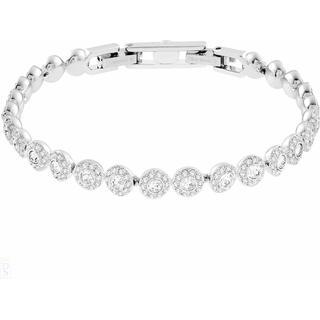 Swarovski Angelic Rhodium Plated Silver Bracelet w. Crystal (5071173)
