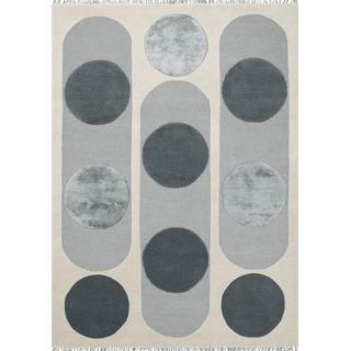 Linie Design Puntino (200x300cm) Blå