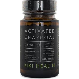 Kiki Health Activated Charcoal 50 st