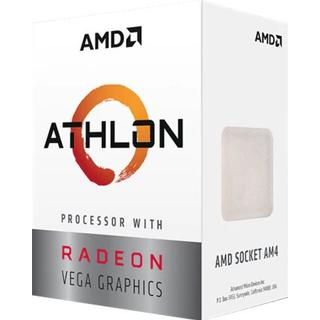 AMD Athlon 3000G 3.5GHz Socket AM4 Box